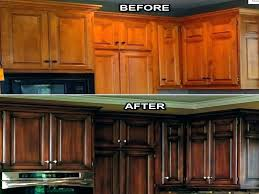 kitchen cabinet resurfacing kitchen cabinet reface reface kitchen cabinets before after refacing kitchen cabinets before and