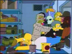 Treehouse Of Horror VGags  Wikisimpsons The Simpsons WikiSimpson Treehouse Of Horror V