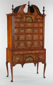 American Furniture 1730–1790 Queen Anne and Chippendale Styles