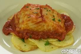 Marvelous Bacalao Con Tomate (receta Fácil)