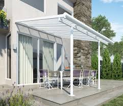 patio covers uk. Delighful Covers Palram Sierra 10 X 9 Ft White Patio Cover In Covers Uk M