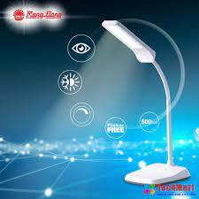 Đèn bàn LED cảm ứng Rạng Đông RD-RL-36.LED - đèn bảo vệ mắt, 4 chế độ màu  ánh sáng