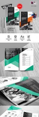 Company Portfolio Template Gorgeous Proposal Proposals Brochure Template And Brochures