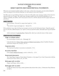 mla essay citation quotes in essays mla writing ideas