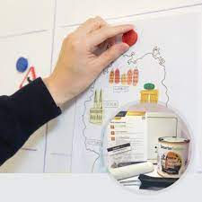 magnetic paint magnetic wall paint