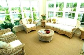 wicker furniture for sunroom. White Sunroom Furniture Sets Wicker For A Choosing To Match Your T