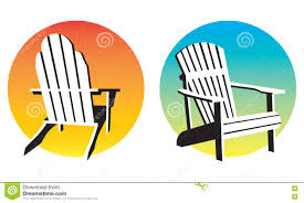 adirondack chair silhouette. Exellent Silhouette Adirondack Stock Illustrations U2013 111 Illustrations  Vectors U0026 Clipart  Dreamstime On Chair Silhouette