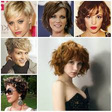Trendy Short Hairstyles For Thick Hair 2019 Hairstyle Fix
