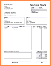 Free Online Order Form Template Free Online Purchase Order Form Template Templates 5