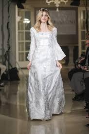 silver wedding dress photos ideas brides