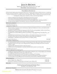 23 Mechanic Resume Template Download Free Sample Resume