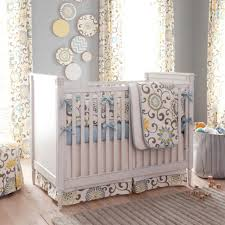 bedding navy and white nursery bedding precious moments baby