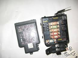 94 97 acura integra oem under hood fuse box fuses diagram cover acura