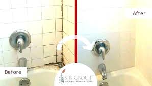 remove bathtub mold how how to remove mold from shower caulk without bleach remove moldy grout