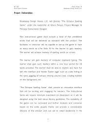 Project Proposal Presentation 4 8 Good Project Proposal Sample Design Document