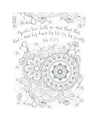 Christian Coloring Pages Free For God So Loved The World Coloring