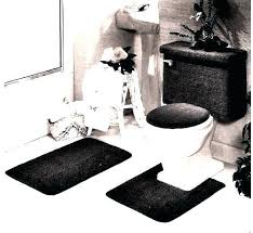 gold bathroom rug sets best bathroom rug sets images on bath mat rugs gold white and
