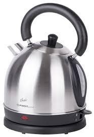 Купить <b>электрический чайник First FA</b>-<b>5411</b>-9, Металл, стальной ...