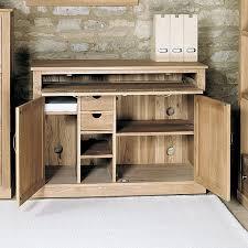 conran solid oak hidden home office. Baumhaus Mobel Solid Oak Hidden Home Office. Office - At Conran