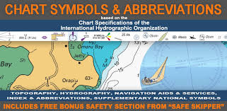 Naval Navigation Charts Learn International Nautical Chart Symbols For Sailors
