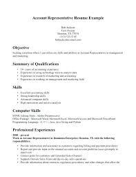 Patient Service Representative Resume Customer Service