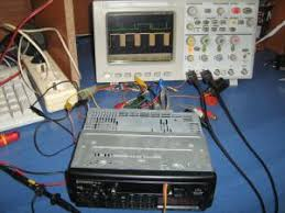 hacking a pioneer car cassette player i ered 4 wires according to the schematic drawing