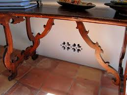 Spanish style furniture stores California photos images information