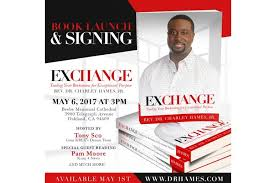 book signing flyer exchange book launch and signing kblx fm