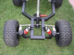 racing lawn mower frame build luxury gas power wheels jeep archive diy go kart