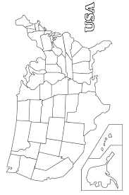 Small Picture Trend Map Of Usa Coloring Page 94 With Additional Seasonal
