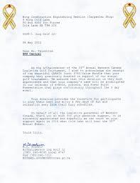 Donation Letter Samples 14 15 Letters To Request Donations Medforddeli Com