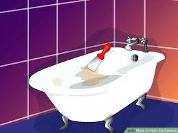 new bathtub refinishing portland or painting a bathtub