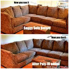 sagging sofa repair cushion support couch