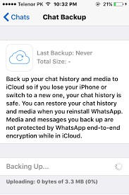 1 backup whatsapp (for iphone) to computer. Whatsapp Back Up Not Working Apple Community