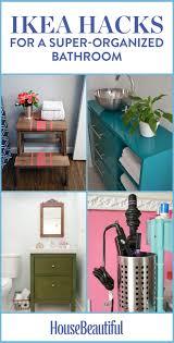 Ikea Bathroom 11 Ikea Bathroom Hacks New Uses For Ikea Items In The Bathroom