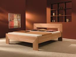 Charming Modern Design Bed Frames Of Holzbett FRAME Wood Designs