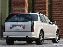 2005 Cadillac Srx – pictures, information and specs - Auto ...