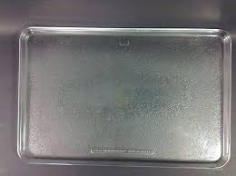 samsung microwave glass plate replacement microwave tray replacement x microwave oven rectangle glass plate tray replacement