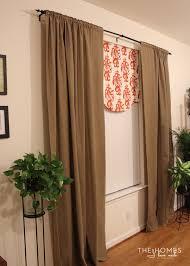Fabric Covered Cornice Ideas  Custom Valances U2022 Cornices U2022 Swags Curtain Ideas For Windows With Blinds