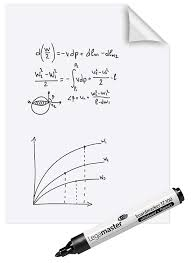 Legamaster Magic Chart White Pack Of 25 Sheets