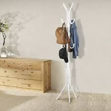 12 Hook Coat Rack 100 Hooks Coat Hat Rack Clothes Holder Stand Umbrella Jacket Tree 23