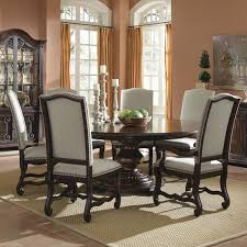 captivating round dining room set for 6 decoration ideas in backyard interior home design