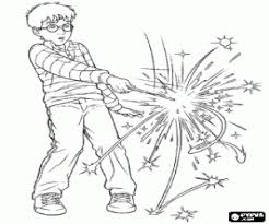 Harry Potter Coloring Pages Printable Games