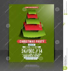 poster template christmas poster template