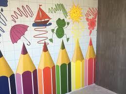 Kinderkamer Behang Nk Vakschilders