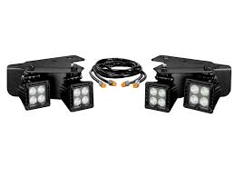 kc hilites oem ford raptor fog pocket mount and light kit rpg lightbox