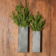 hanging metal planters  magnolia market  chip  joanna gaines