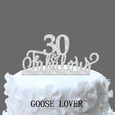 30th Anniversary Decorations Popular 30th Party Decorations Buy Cheap 30th Party Decorations