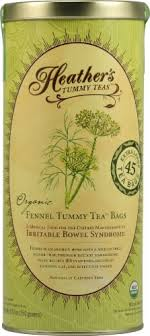 Heather's Tummy Care Organic Fennel Tummy Tea, 45 Tea ... - Kroger