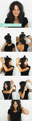 Cute Easy Medium Hairstyles Hairstyles To Do For Simple Hairstyles For Medium Hair Step By